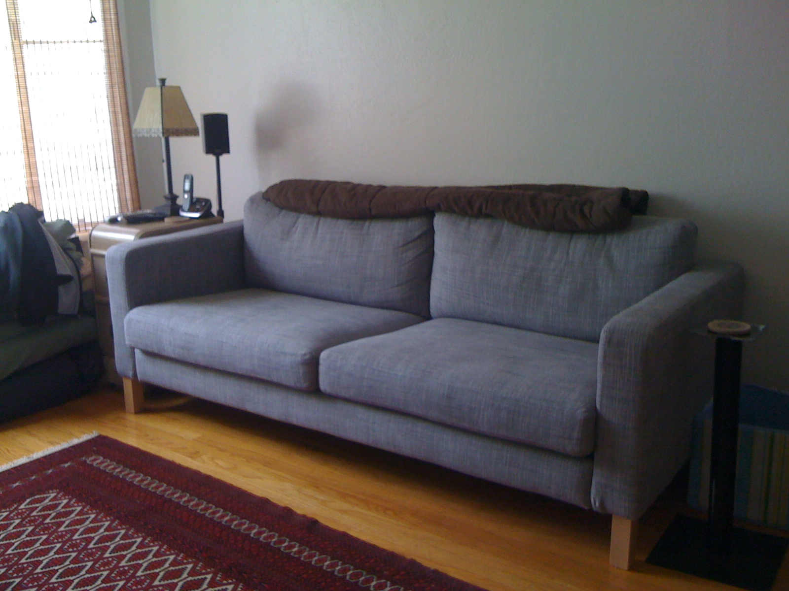 karlstad review sofa bed