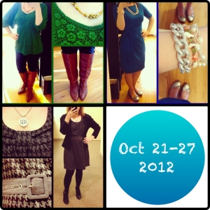 The Amateur Librarian // Fashion Diaries