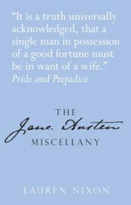 The-Jane-Austen-Miscellany-Nixon-Lauren-9780752468631
