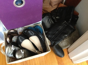 The Amateur Librarian // Boot Storage Trick