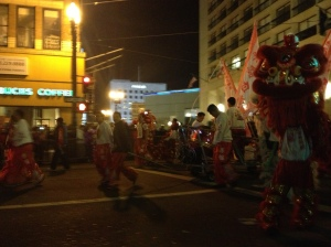 The Amateur Librarian // Chinese New Year Parade