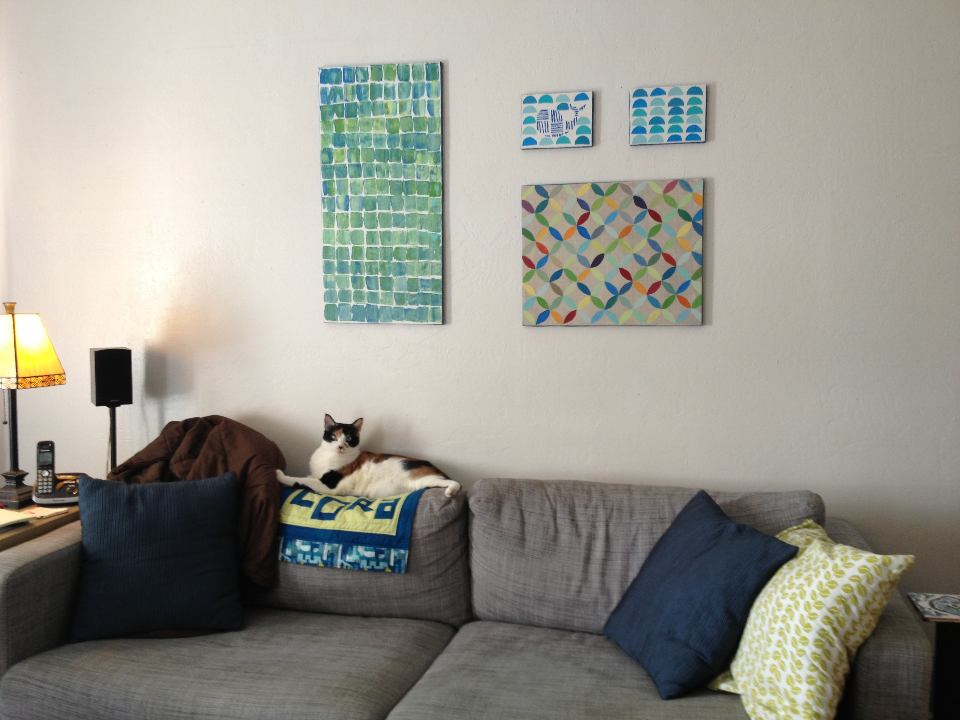 project pinterest: living room wrap-up – the amateur librarian