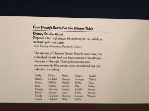 The Amateur Librarian // City Sights: Walt Disney Museum