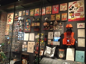 The Amateur Librarian // City Sights: Walt Disney Museum