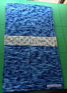 The Amateur Librarian // Sail On Mini Quilt