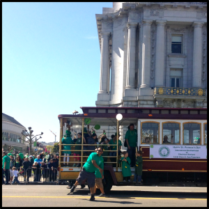 The Amateur Librarian // St. Patrick's Day