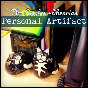 The Amateur Librarian // Ice Breakers