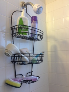 Full Disclosure - a peek inside my shower