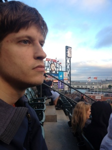 The Amateur Librarian // City Sights: Giants Baseball