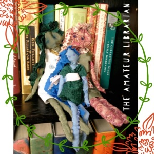 The Amateur Librarian // Blast from my Past: Kidney Bean Bag Dolls