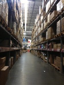 The Amateur Librarian // City Sights: Ikea