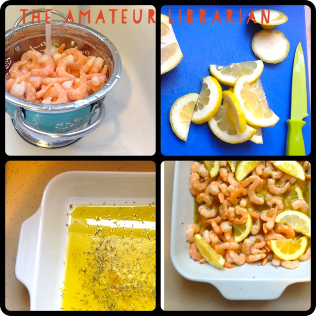 Project Pinterest: Roasted Lemon Garlic Herb Shrimp | The ...