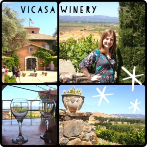 The Amateur Librarian // City Sights: Napa Valley Wine Country Tour