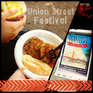 The Amateur Librarian // City Sights: Union Street Festival