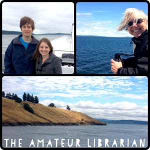 The Amateur Librarian // Seattle Whale Watching