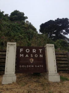 The Amateur Librarian // City Sights: Fort Mason Farmers Market