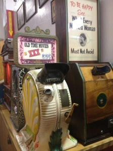 The Amateur Librarian // City Sights: Arcade Museum