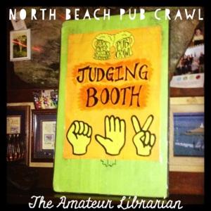 The Amateur Librarian // North Beach Pub Crawl