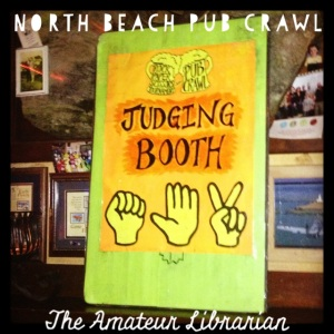 The Amateur Librarian // North Beach Pub Crawl