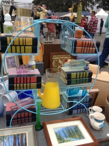 The Amateur Librarian // City Sights: Treasure Island Flea