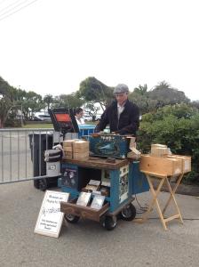 The Amateur Librarian // City Sights: Treasure Island Flea