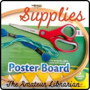 The Amateur Librarian // Nautical String Art
