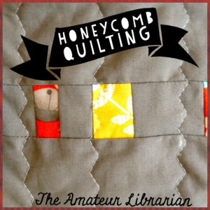 The Amateur Librarian // Modern Wedding Quilt