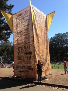 The Amateur Librarian // City Sights: Hardly Strictly Bluegrass