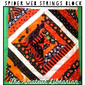 The Amateur Librarian // Halloween Strings