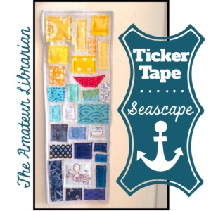 The Amateur Librarian // Ticker Tape Seascape