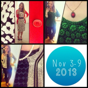 The Amateur Librarian // What I Wore Wednesday