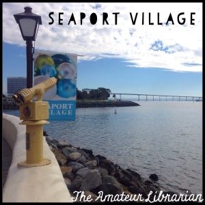 The Amateur Librarian // San Diego City Sights