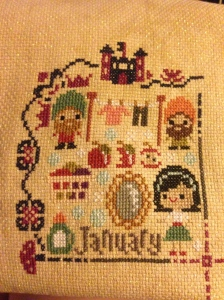 The Amateur Librarian // OUAT Sampler