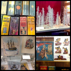 The Amateur Librarian // City Sights: Antiquarian Book Fair