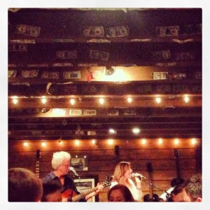 The Amateur Librarian // City Sights: Puckett's Boat House