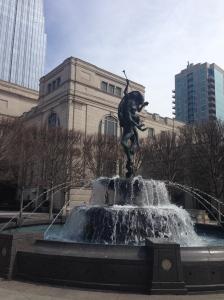 The Amateur Librarian // City Sights: Downtown Nashville