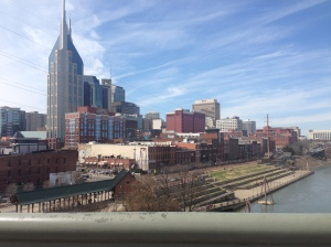 The Amateur Librarian // City Sights: Downtown Nashville