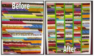 Project Pinterest: One Jelly Roll Race Quilt = Two Baby Quilts ... : jelly roll race quilt pattern - Adamdwight.com
