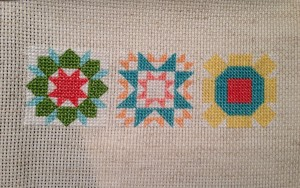 The Amateur Librarian // Quilty Stitches