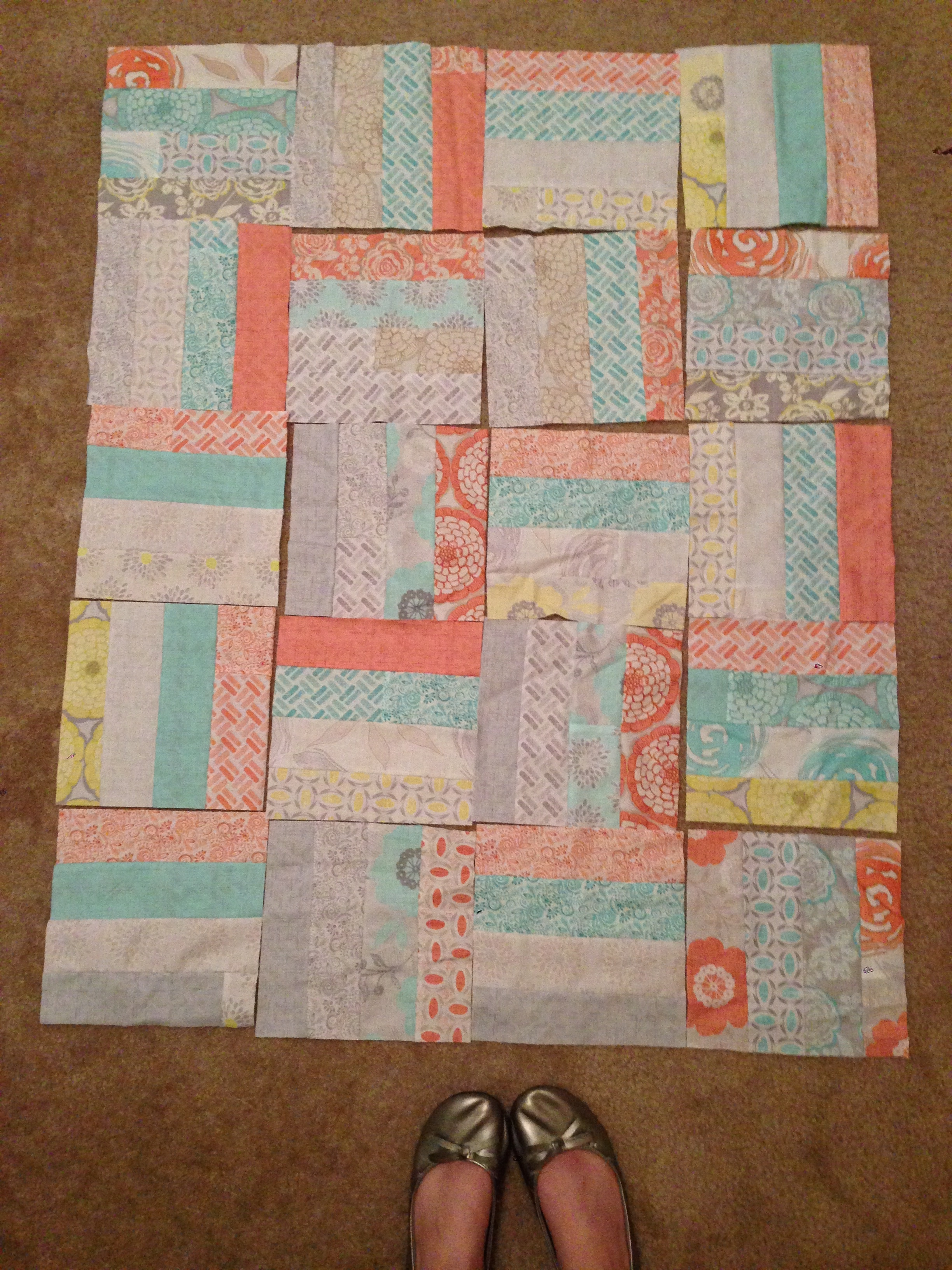 Rail Fence Quilt Patternfence Rail Star Quilt Pattern By Msqc Msqc