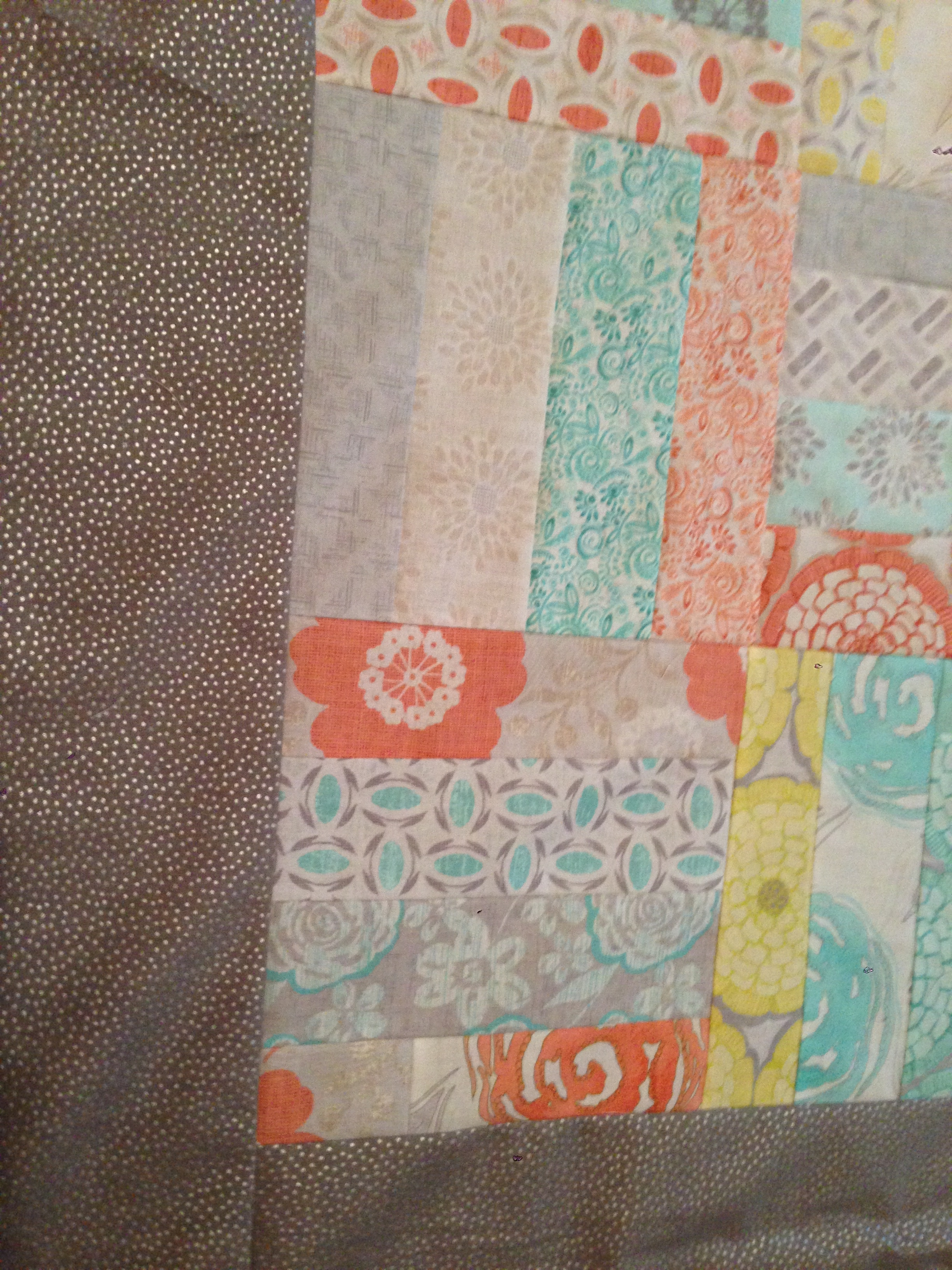Project Pinterest One Jelly Roll Race Quilt Two Baby