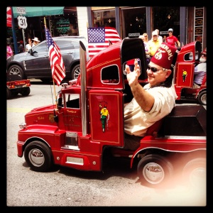 The Amateur Librarian // Franklin City Sights: Rodeo Parade