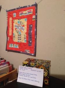 The Amateur Librarian // Michael Miller Challenge