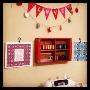 The Amateur Librarian // Tour of Quilts