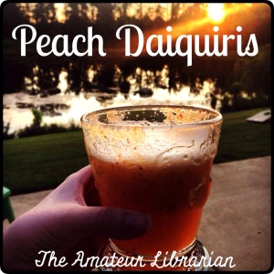 The Amateur Librarian // Poolside Recipes