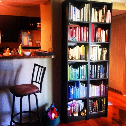 6. Your shelves