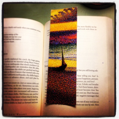 7. Your bookmark