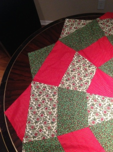The Amateur Librarian // Christmas Tree Skirt