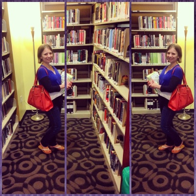 20. Book store/Library