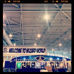 The Amateur Librarian // Nashville City Sights: Wizard World Con